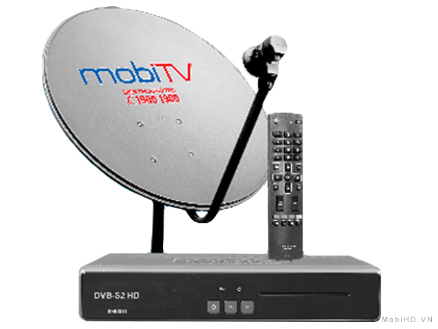 BỘ CHẢO THU MOBITV-DTH