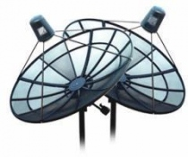 angtenparabol-chảo lưới 3m70 unisat
